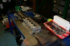 Engine parts for MG F