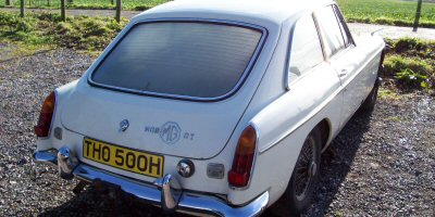 Manor Garage Wantage Mg Triumph And Classic Car Specialist